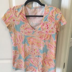 Lilly Pulitzer Cotton tees (2 for 1)